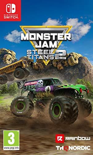 Monster Jam Steel Titans 2 - Switch
