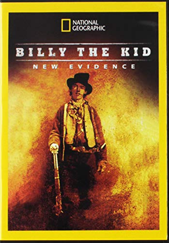 BILLY THE KID: NEW EVIDENCE - BILLY THE KID: NEW EVIDENCE (1 DVD)