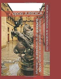 Amazon Es Libros Adams Oposiciones Generalitat Catalunya