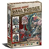 Edge Entertainment- Zombicide Black Plague - Special Guest Box Paul Bonner, Color (EECMZB14)