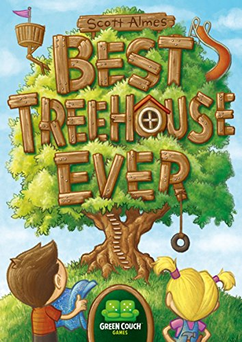 Best Treehouse Ever (Boxed Card Game):