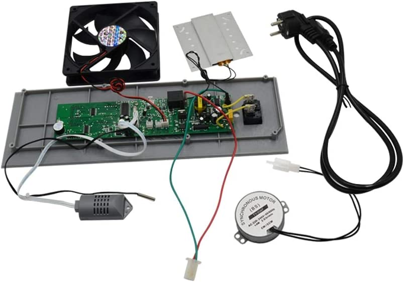 JF-XUAN FJZ Egg Incubator Controller Maintenance Mini DIY 5 popular El Paso Mall HTMC-5