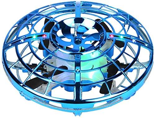 Inductie Flying Saucer, Mini Drone, inductie Ufo Aircraft, Spelen voor kinderen, Cool Toys