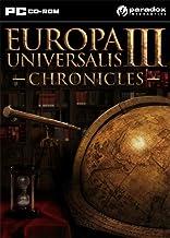 Europa Universalis III - Chronicles (PC) (CD-ROM) [Import UK]