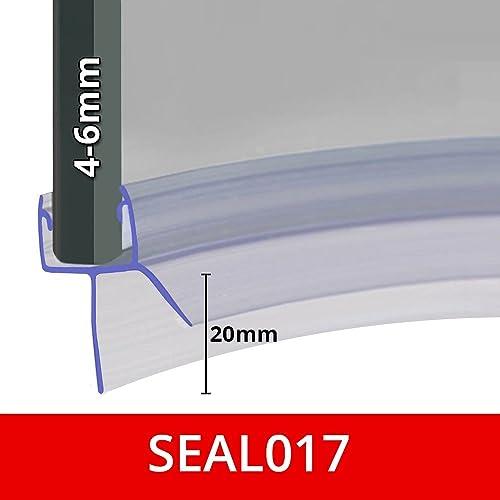 Shower Door Seal Replacement Amazon Co Uk