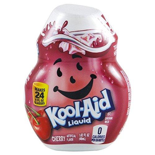 Kool-Aid Liquid Drink Mix (CHERRY)