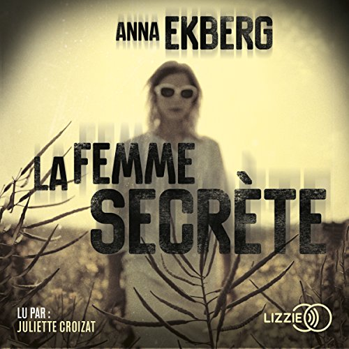 La femme secrète audiobook cover art