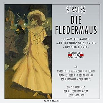 Johann Strauss: Die Fledermaus (Rosalinde)