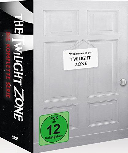 The Twilight Zone - Die komplette Serie [30 DVDs] (exklusiv bei Amazon.de)