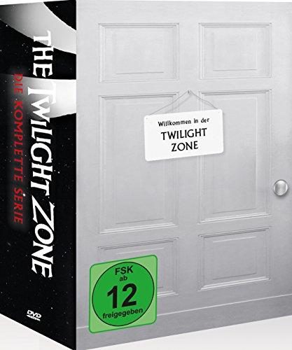 The Twilight Zone - Die komplette Serie [30 DVDs]