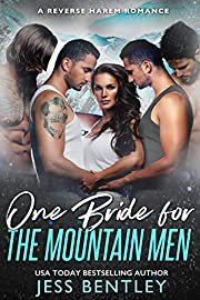 One Bride for the Mountain Men: A Reverse Harem Romance