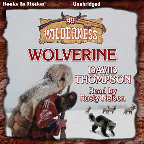 Wolverine audiobook cover art