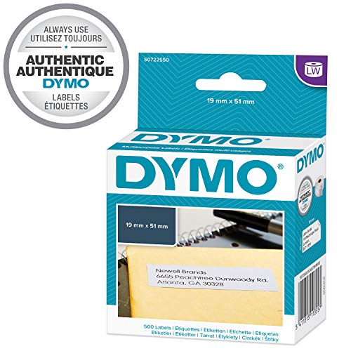 Ordnerregister Etiketten Rolle für Dymo LABELWRITER 320 330 Dymo Eco Pro
