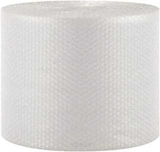 【 日本製 】 川上産業 プチプチ 緩衝材 ロール d35 巾300mm×全長42m 包装 エアキャップ 紙芯なし