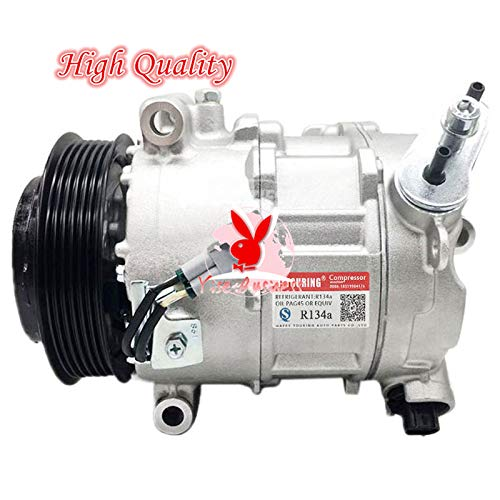 J0633 New For Jeep Cherokee Chrysler 200 7sbh17c ac compressor Four Seasons 198314 197314 140978NC CO 29136C 6513130 CO 29136Z 7513130 6pk - yise yise-J0633