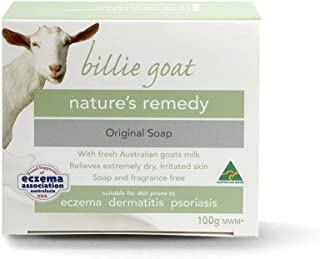 Billie Goat Nature's Remedy Original Soap Bar 100 g, Original, 100 g