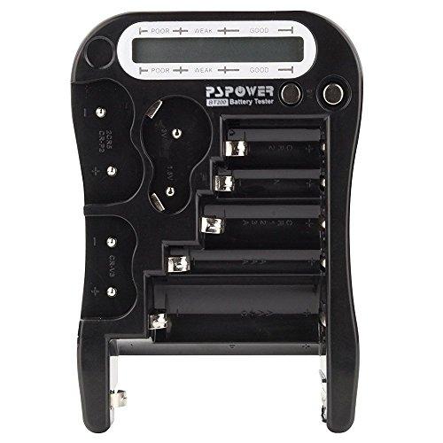 Tester di batterie, display digitale