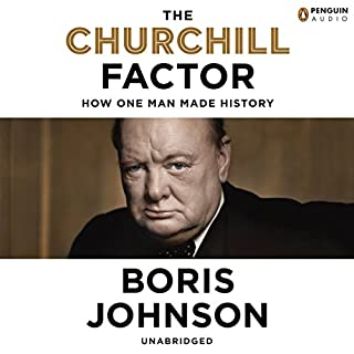 The Churchill Factor Titelbild