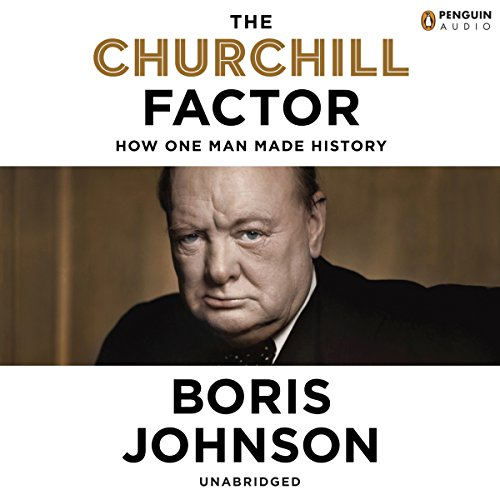 The Churchill Factor cover art