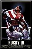 Rocky 4 Movie Poster (68,58 x 101,60 cm)