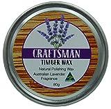 Australian Lavender Carnauba & Beeswax Wood Wax