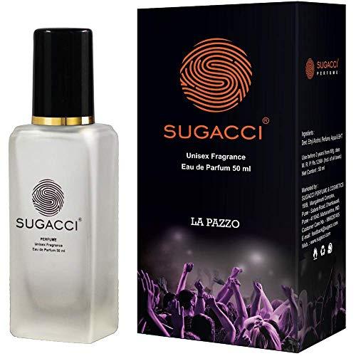 Sugacci La Pazzo Perfumes For Men - Unisex 50 ml