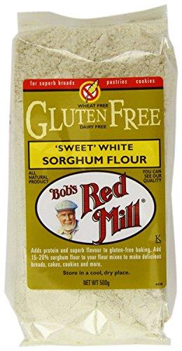 Bob's Red Mill - 'Sweet' White Sorghum Flour - 500g