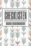 Checklisten Aufgaben einfach organisieren: Einfacher Prioritäten-Planer und Aufgaben Organizer zum