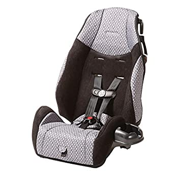 Cosco - Highback 2-in-1 Booster Car Seat - 5-Point Harness or Belt-positioning - Machine Washable Fabric Hawthorne