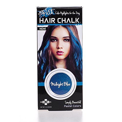 SPLAT HAIR CHALK (MIDNIGHT BLUE) by Developlus