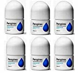 Perspirex Underarm Roll-on Antiperspirant 25ml X 6 Pack by Perspirex