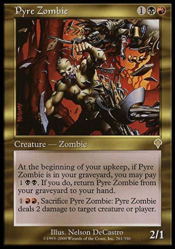 Magic The Gathering Zombie Della Pira - Pira