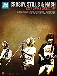 Crosby, Stills and Nash: Easy Guitar With Notes and Tab