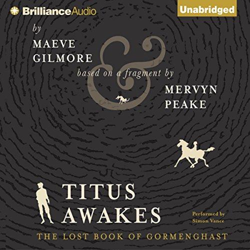 Titus Awakes cover art
