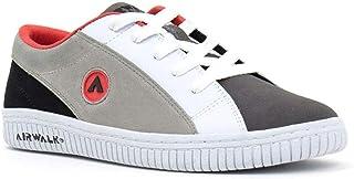 Airwalk Mens The One Suede TRI Skate Inspired Sneakers Shoes