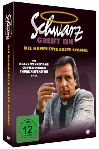 Die komplette erste Staffel, inkl. Pilotfilm (4 DVDs)