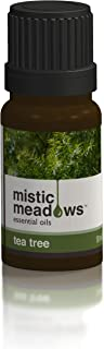 Sponsored Ad - Mistic Meadows 100% Organic Tea Tree Essential Oil | USDA Certified, Therapeutic Grade, Undiluted For Toena...