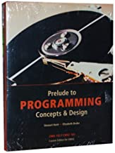 Prelude to Programming Concepts & Design Custom Edition for UMUC CMIS 102/CMSC 101 (CMIS 102/CMSC 101 - Custom Edition for UMUC, Visual C++ 2008: ProgrammingCompanion + Pearson Online Access Card)