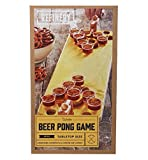 wooden beer pong - Refinery and Co. Wooden Pong Game