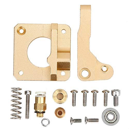 Stabiles 3D-Druckerzubehör, hochfester Extruder, 3D-Drucker in richtiger Richtung für 3D-Drucker