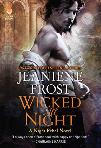 Wicked All Night A Night Rebel Novel product image