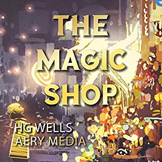 The Magic Shop (Annotated) cover art