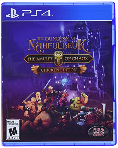 Dungeon Of Naheulbeuk: The Amulet Of Chaos [USA]