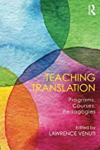 Teaching Translation