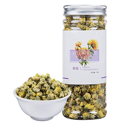 Natural Chrysanthemum Flower Tea,Organic Sun-Dried Wholesale Chrysanthemum Buds,Chinese Flora Tea,Herbal Tea,Tai Ju-45G