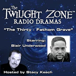 The Thirty-Fathom Grave audiobook cover art