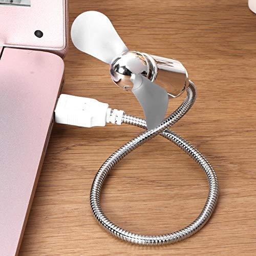 SPI Mini USB Ventilator Flexibele USB Koeling Ventilator met Schakelaar Voor Notebook Laptop Computer Office