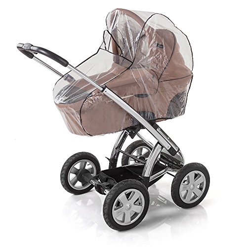 DIAGO Regenschutz Kinderwagen, 30101.75278, transparent