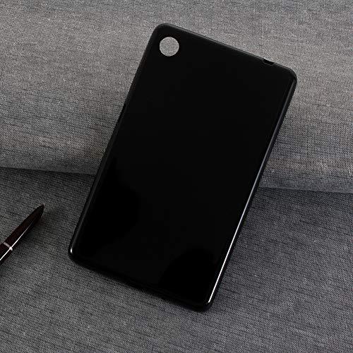 Gtagain Hülle für Lenovo Tab M7 tb7305 2nd Gen 7.0 Zoll Tablet Gummi Weich Skin TPU Stoßfest Schützend Abdeckung
