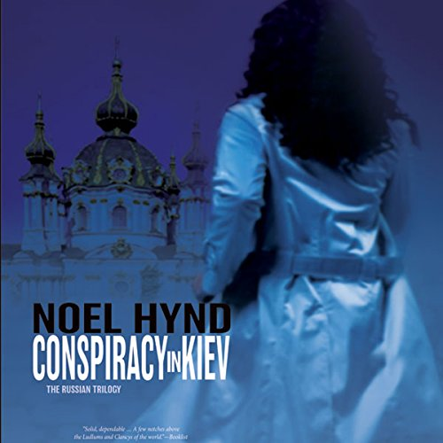 Conspiracy in Kiev audiobook cover art